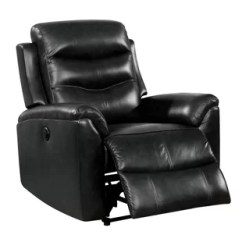 Leather Recliner Chair Step Ups Full Grain Wayfair Quickview