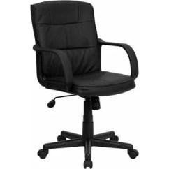 Swivel Desk Chair Without Wheels Mid Century Rocking Canada Wayfair Kropp Back Office