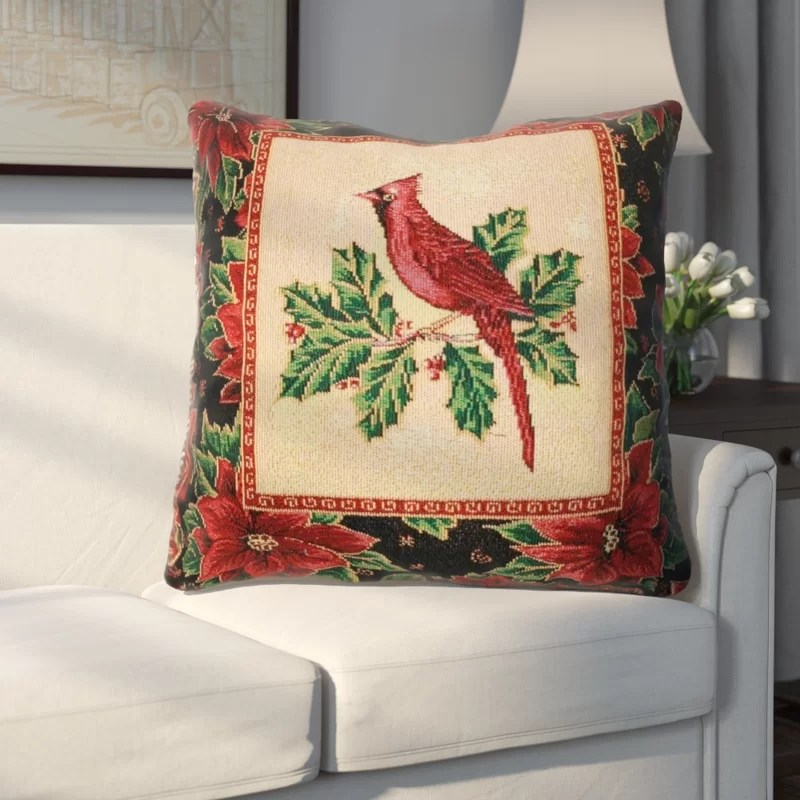 Anderson Design Throw Pillow