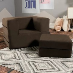 Big Chair With Ottoman Counter Height Covers Wayfair Quickview