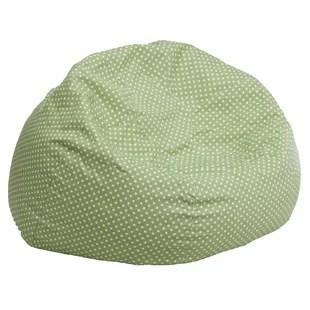 green bean bag chair walmart lounge lime wayfair quickview