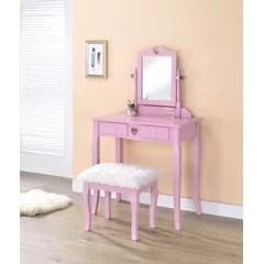 pink makeup vanities you ll love in