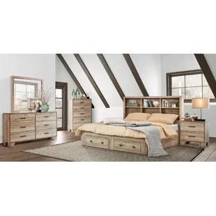 lowall platform configurable bedroom set