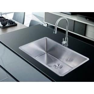 3 basin kitchen sink remodel phoenix wayfair 32 x 19 undermount single
