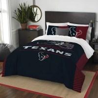 Northwest Co. NFL Texans Draft 3 Piece Full/Queen ...
