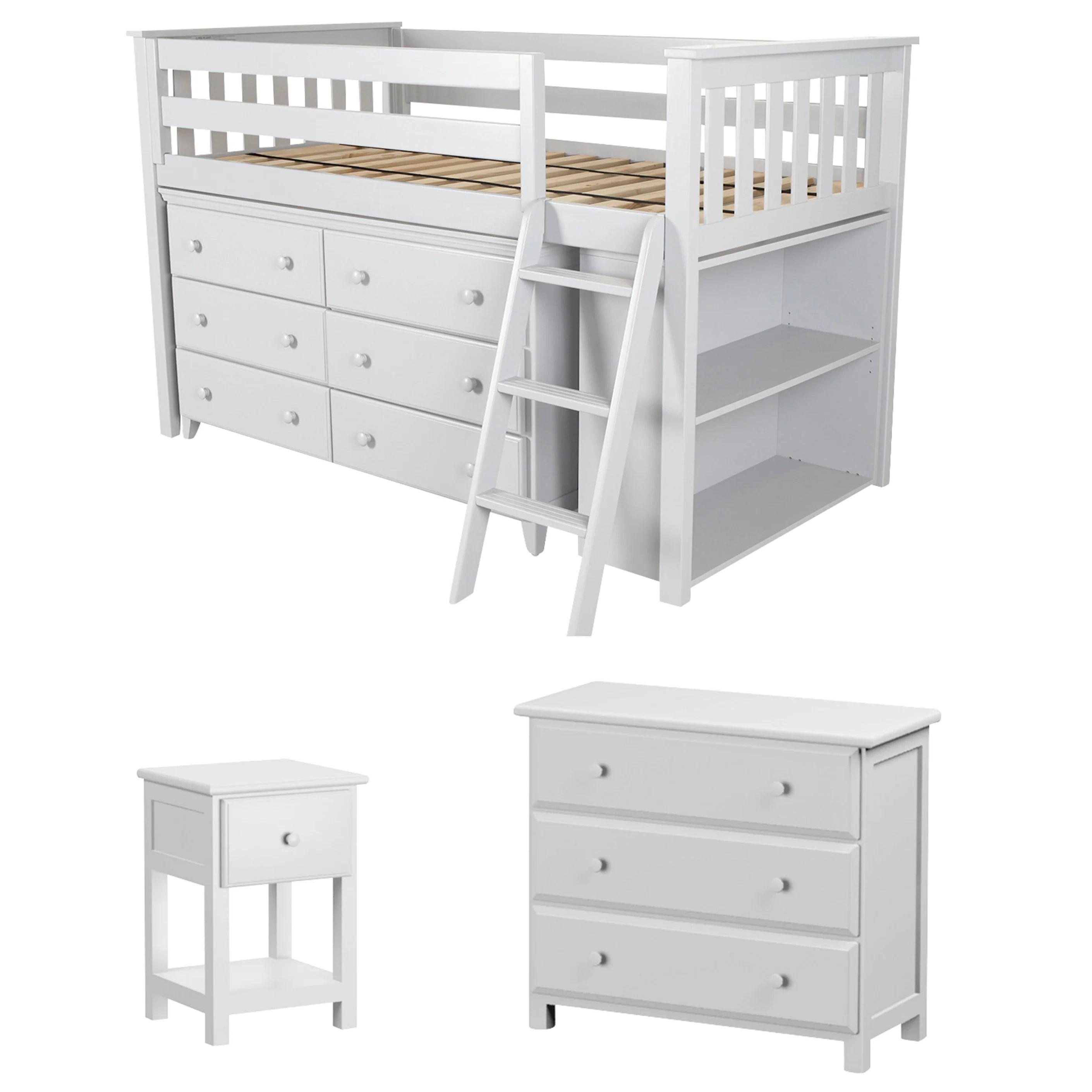bookshelves kids bedroom sets you ll