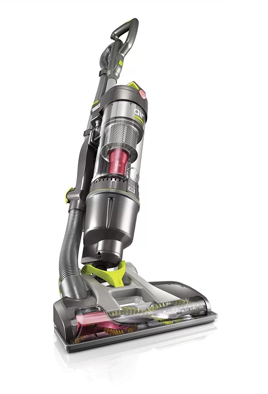 Easy Home Bagless Upright Vacuum : bagless, upright, vacuum, Hoover, Steerable, Bagless, Upright, Vacuum, Reviews, Wayfair