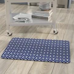 Blue Kitchen Rugs Cute Gadgets Turquoise Mat Wayfair Quickview