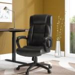 Lorell Soho High Back Leather Executive Chair Reviews Wayfair