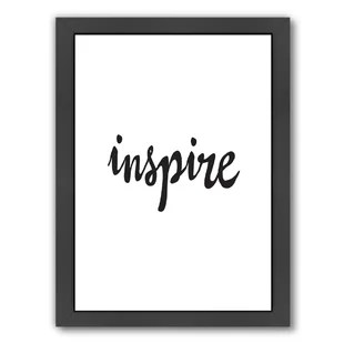 inspirational office wall art wayfair