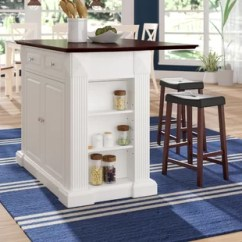 Bar For Kitchen Basket Island Eating Wayfair Quickview