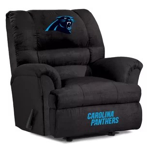 carolina panthers folding chairs armchairs accent nfl furniture you ll love wayfair quickview