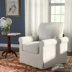 Swivel Chairs Living Room Shabby Chic Sofa You Ll Love Wayfair Quickview
