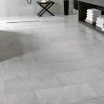 Msi Carrara 12 X 24 Beveled Natural Stone Marble Look Wall Floor Tile
