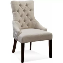 Tufted Nailhead Chair Desk For Short Person Wayfair Ahearn Parson Side Set Of 2