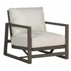 C Spring Patio Chairs Modern Wooden Chair Wayfair Avondale With Cushion