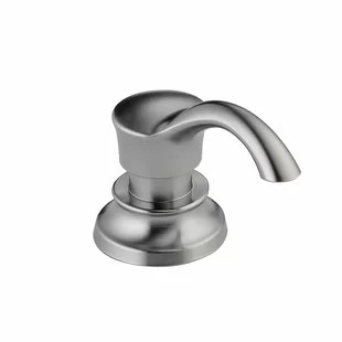 kitchen dish soap dispenser remodel tucson wayfair quickview