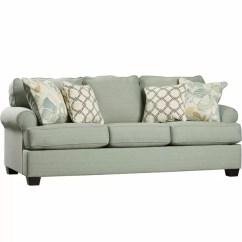 Cloud Track Arm Leather Two Seat Cushion Sofa Devonshire Urban Home Sofas Joss Main