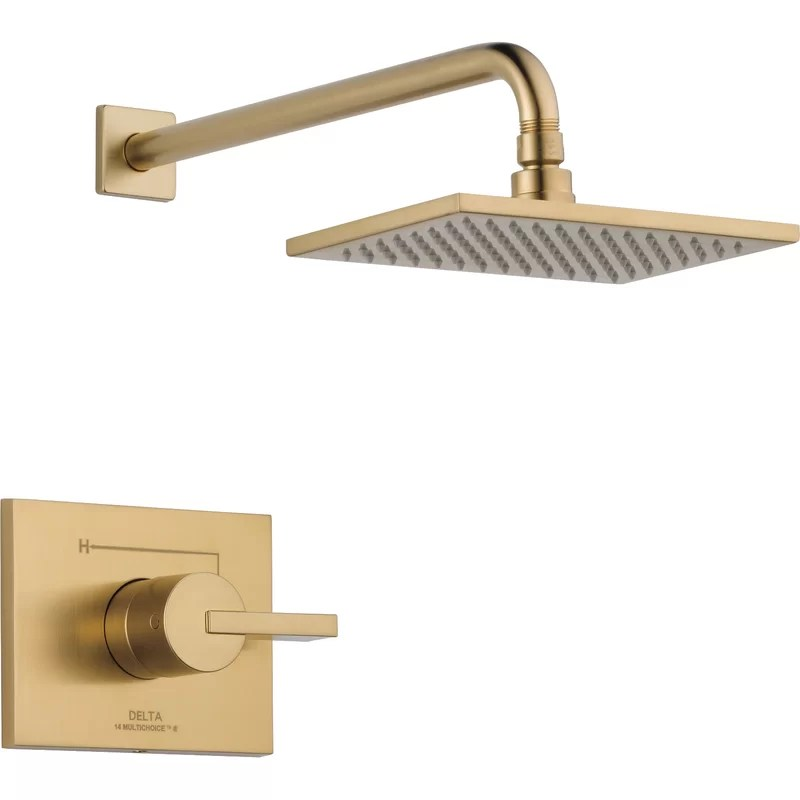 vero monitor 14 series volume shower faucet trim lever handles with monitor