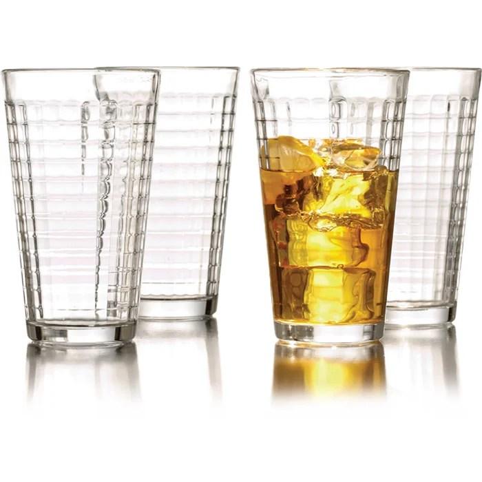 Hoboken 16 oz. Drinking Glass
