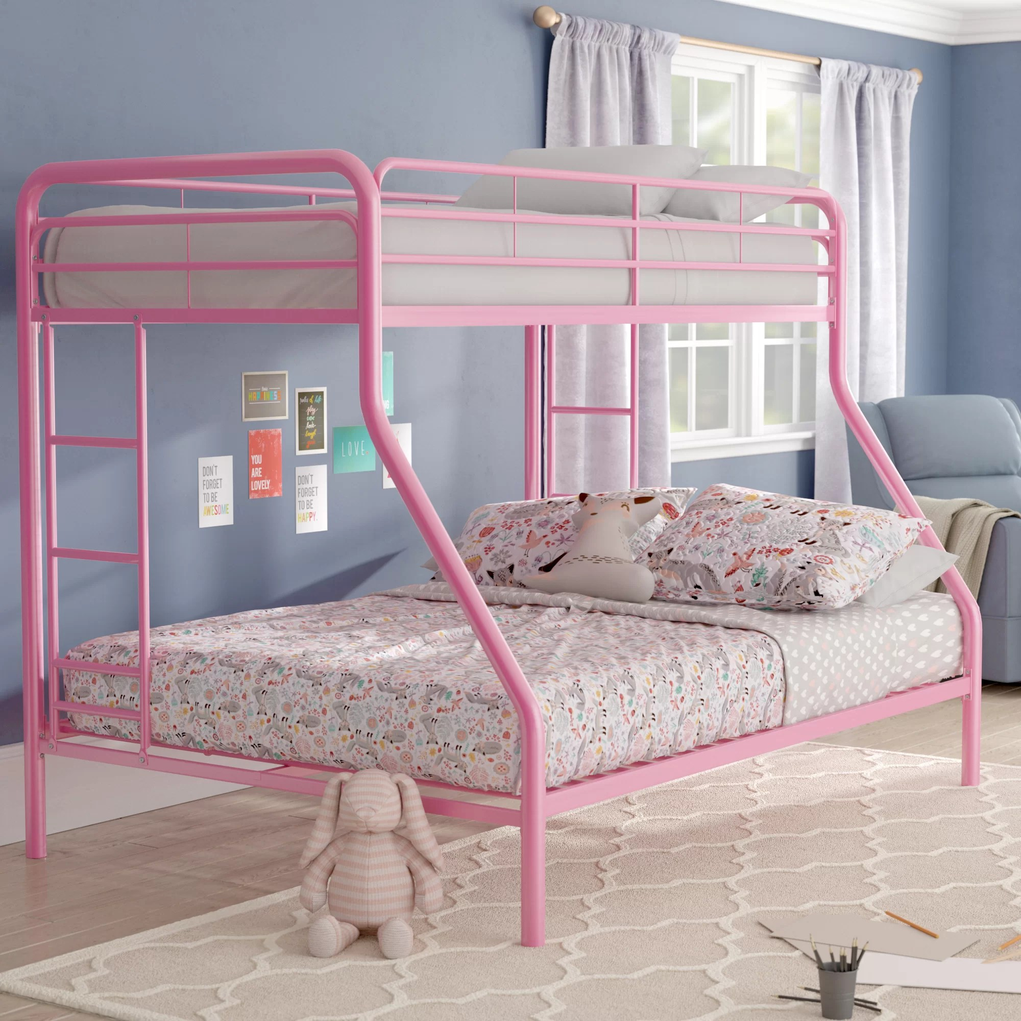 Twin Over Full Bunk Beds Wayfair