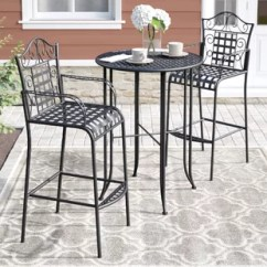 Bistro Tables And Chairs Glider Rocker Recliner Chair Bar Height Patio Set Wayfair Quickview