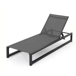 outdoor chaise lounge chairs with wheels folding chair covers for rent patio lounges joss main quickview
