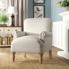 Grey Club Chair Portable Rocking White Accent Chairs You Ll Love Wayfair Quickview