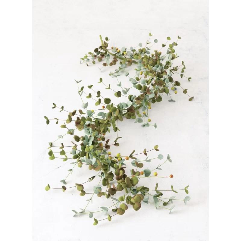 eucalytpus garland
