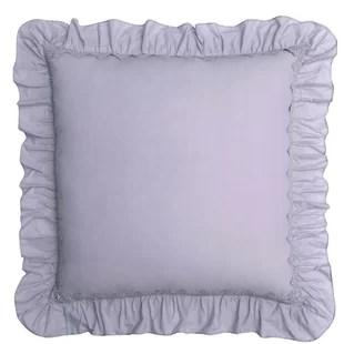 purple pillow shams euro shams free