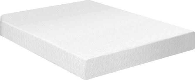 8 Plush Memory Foam Mattress