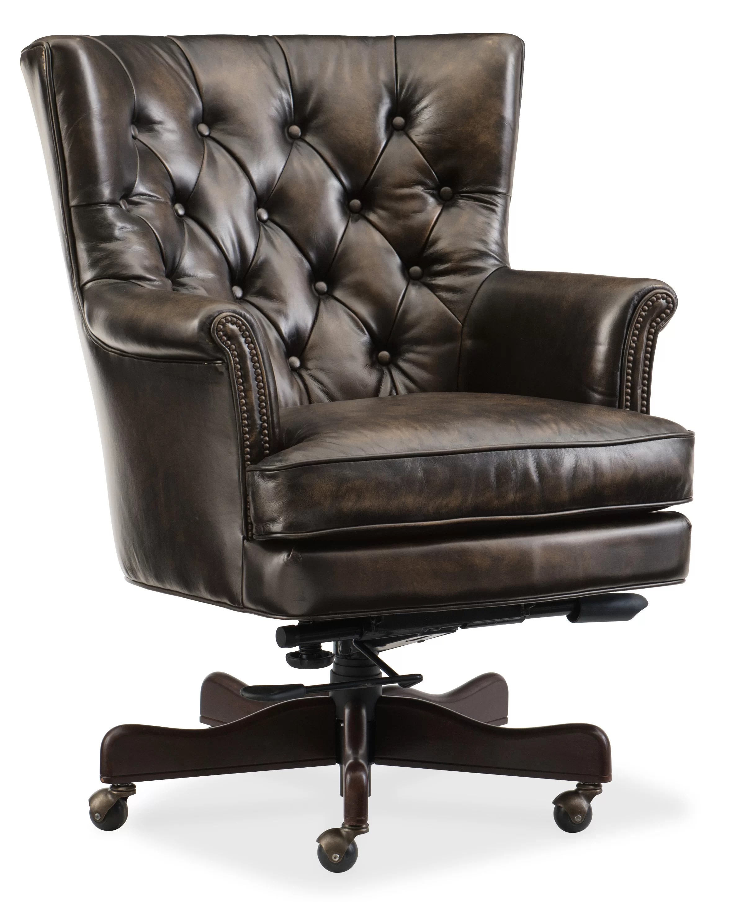 Executive Leather Chair Theodore Home Executive Chair