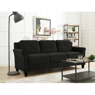 apartment sized furniture living room arrange open floor plan small size sofas wayfair quickview