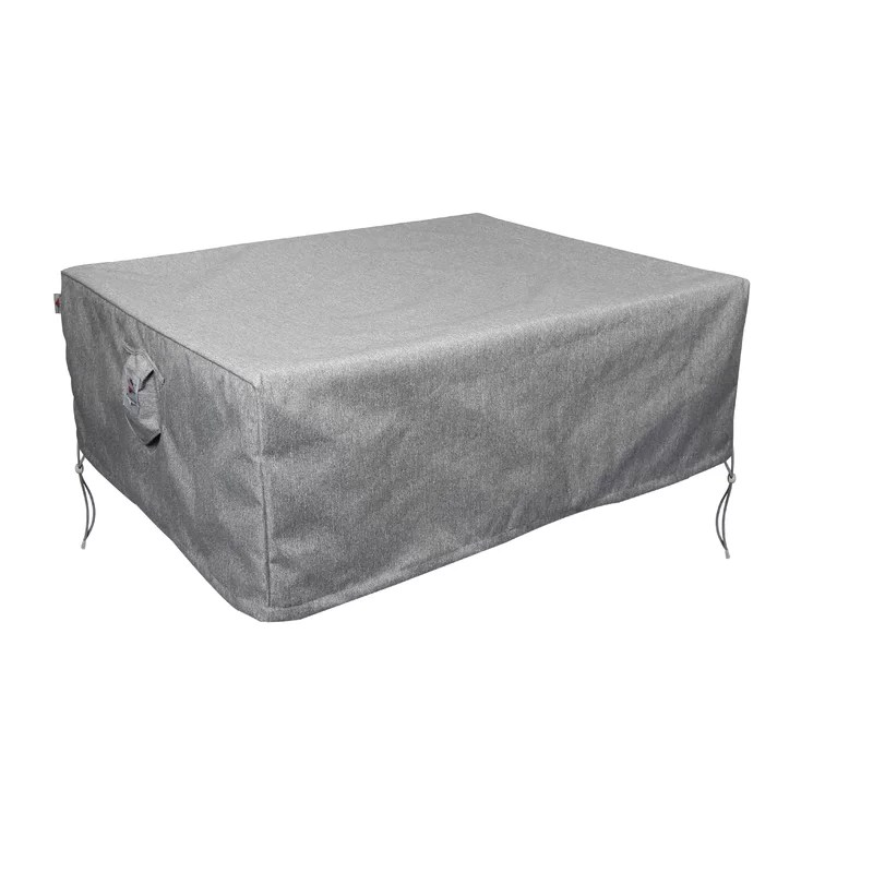 platinum shield outdoor rectangle water resistant patio table cover