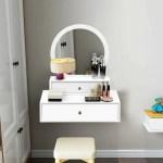 Ebern Designs Aakiyah Wall Mounted Beveled Vanity Mirror Reviews Wayfair