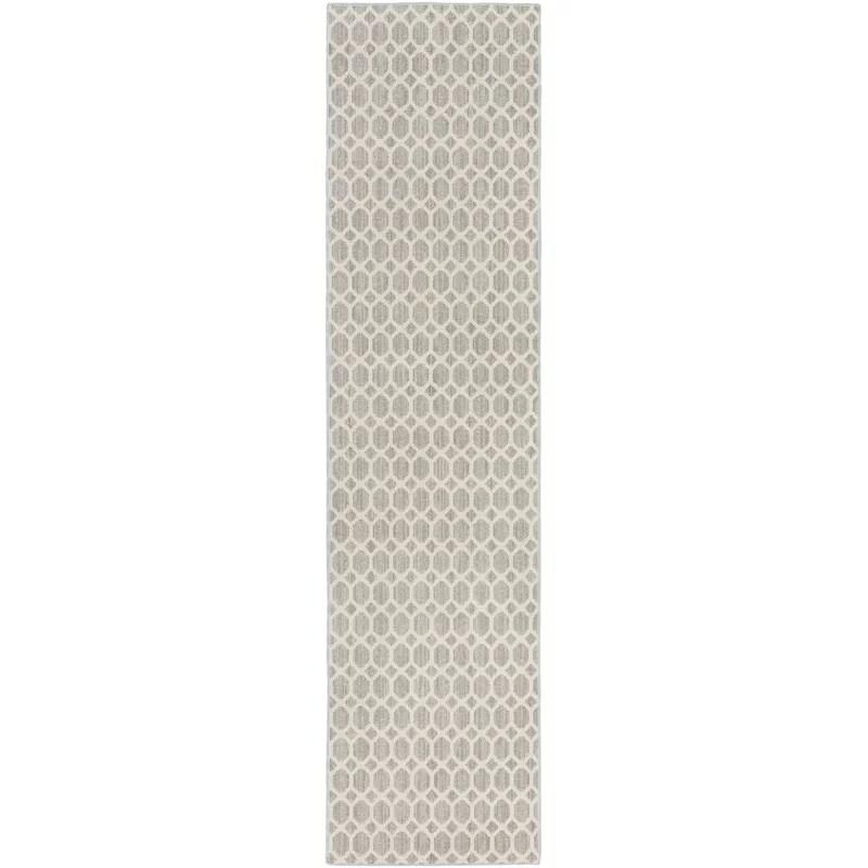 Casper Neutral Gray Indoor/Outdoor Area Rug Rug Size: Runner 2 x 8