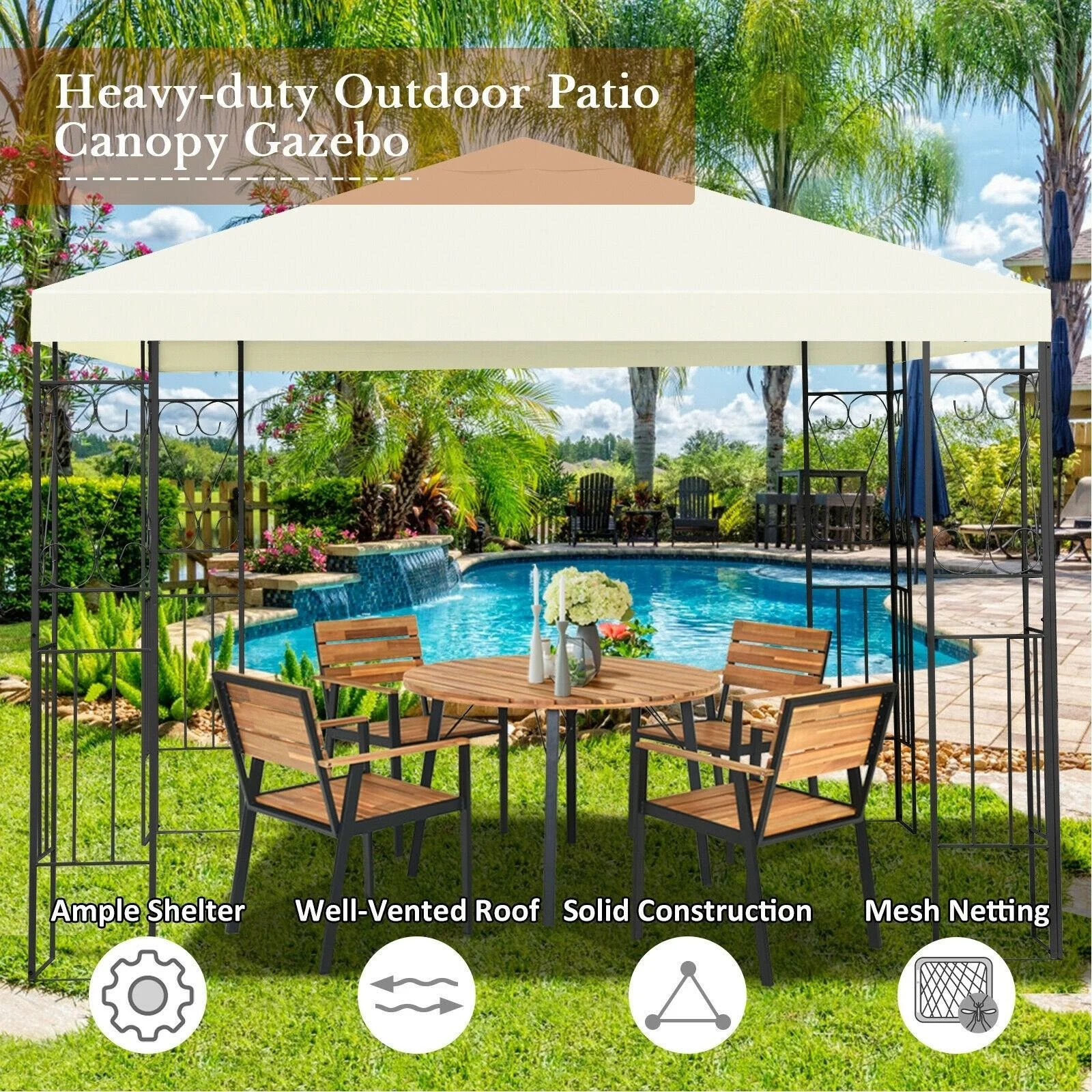 https www wayfair com outdoor pdp calorful 10 x 10 patio gazebo canopy tent garden shelter cdor1400 html