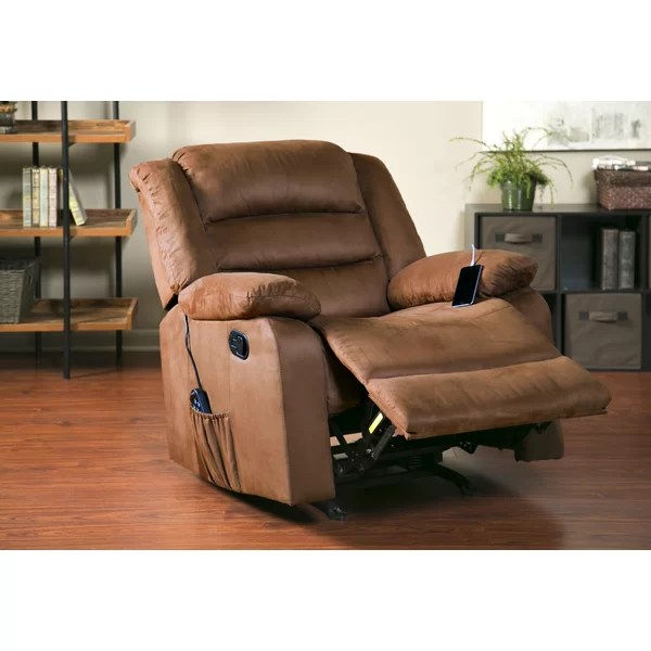 recliner chair bed desk combo chairs recliners you ll love