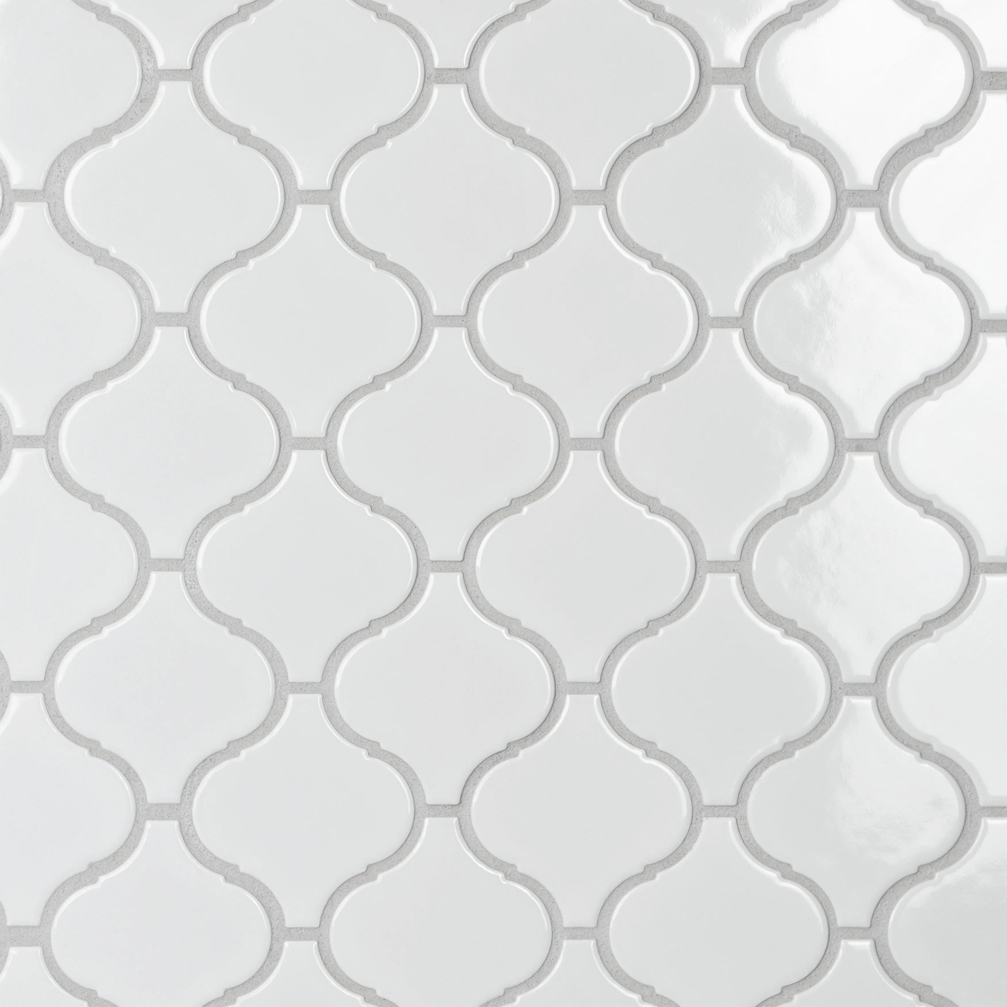 retro porcelain mosaic tile