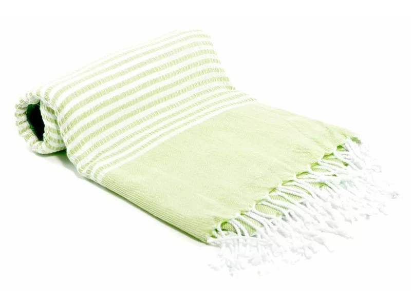 Rayon from Bamboo Bath Towel Color: Lime Green