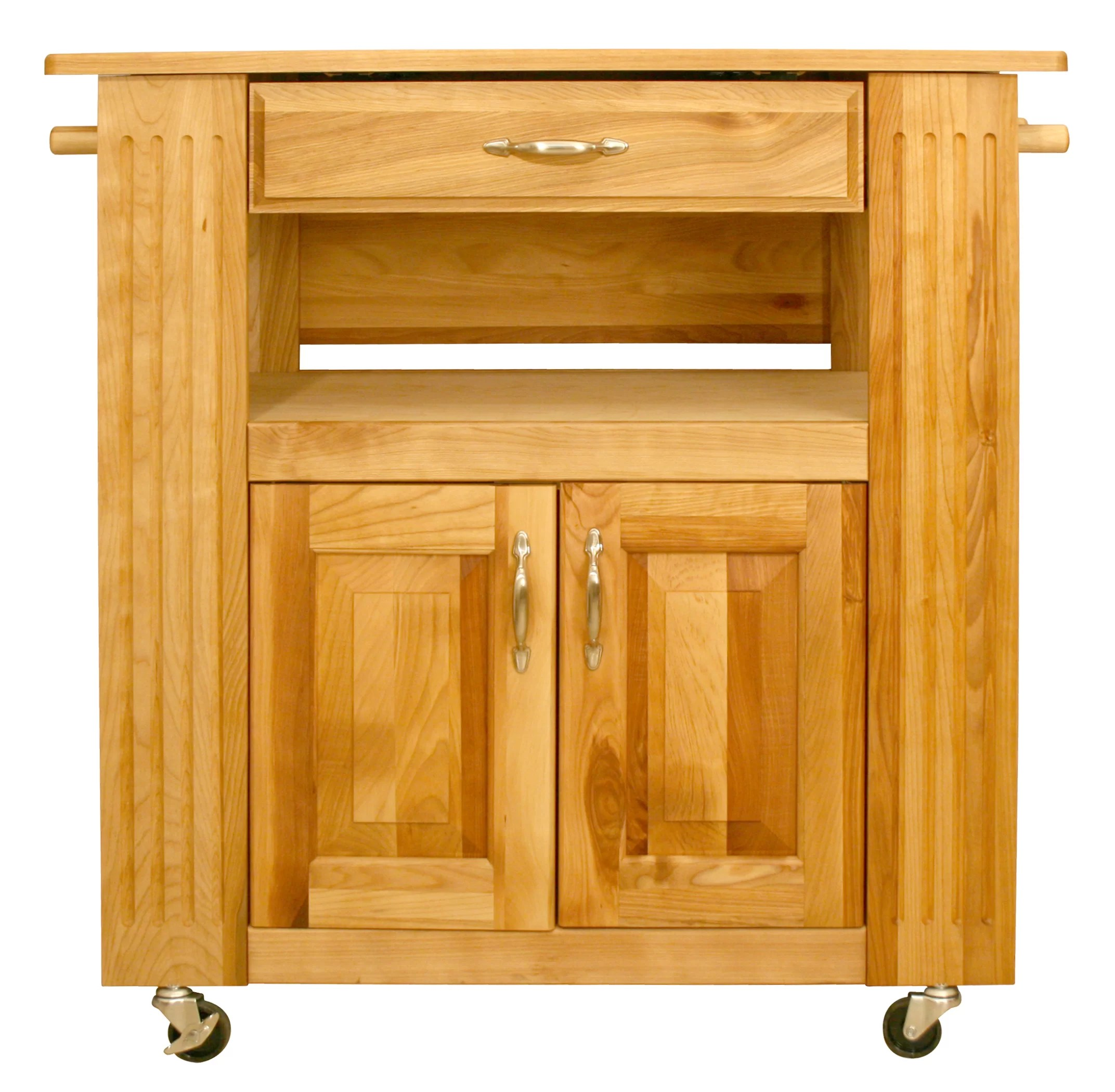 catskill craftsmen kitchen island rent to own homes in kitchener with wood top reviews wayfair