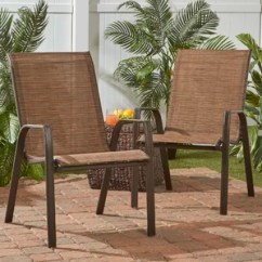 Stackable Outdoor Chairs Plans For Adirondack Rocking Chair Wayfair Arra Steel Lounge Set Of 2