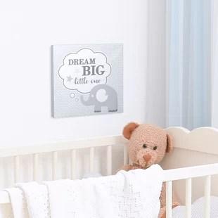 elephant nursery decor wayfair