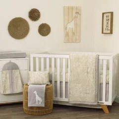 farmhouse rustic baby kids bedding