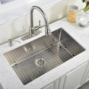 12 inch deep kitchen sinks you ll love