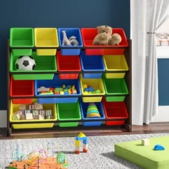 Living Room Toy Storage Furniture Orange Decor Kids You Ll Love Wayfair Clive Kid Organizer