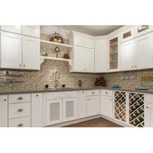 white kitchen wall cabinets cow find the perfect cabinetry wayfair shaker 21 x 30 cabinet