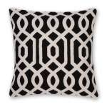India S Heritage Gate Hand Embroidery Throw Pillow Wayfair