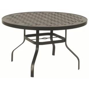 metal suncoast patio tables you ll love