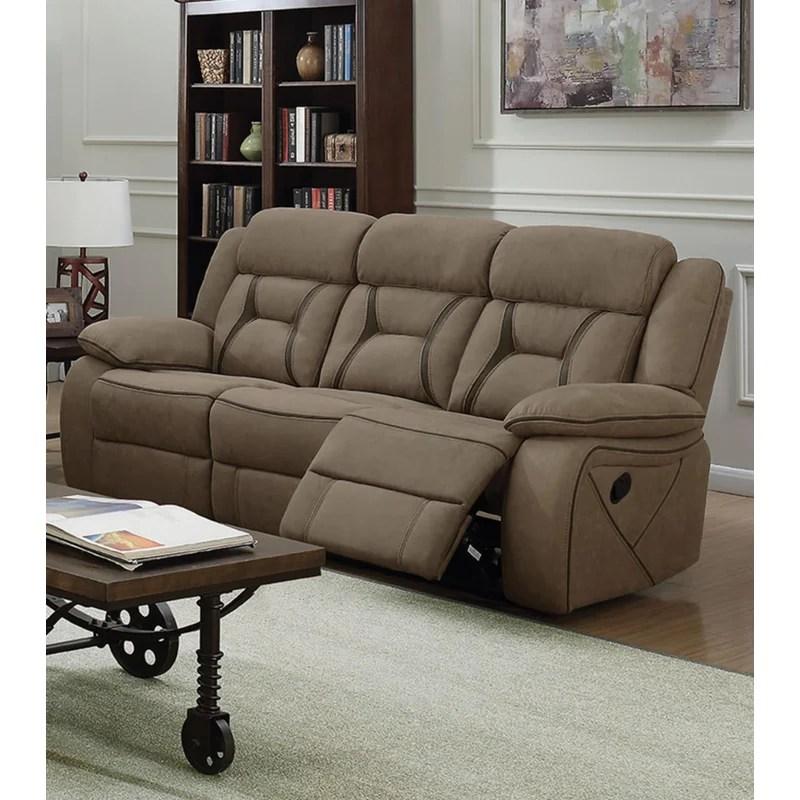 stef motion reclining sofa